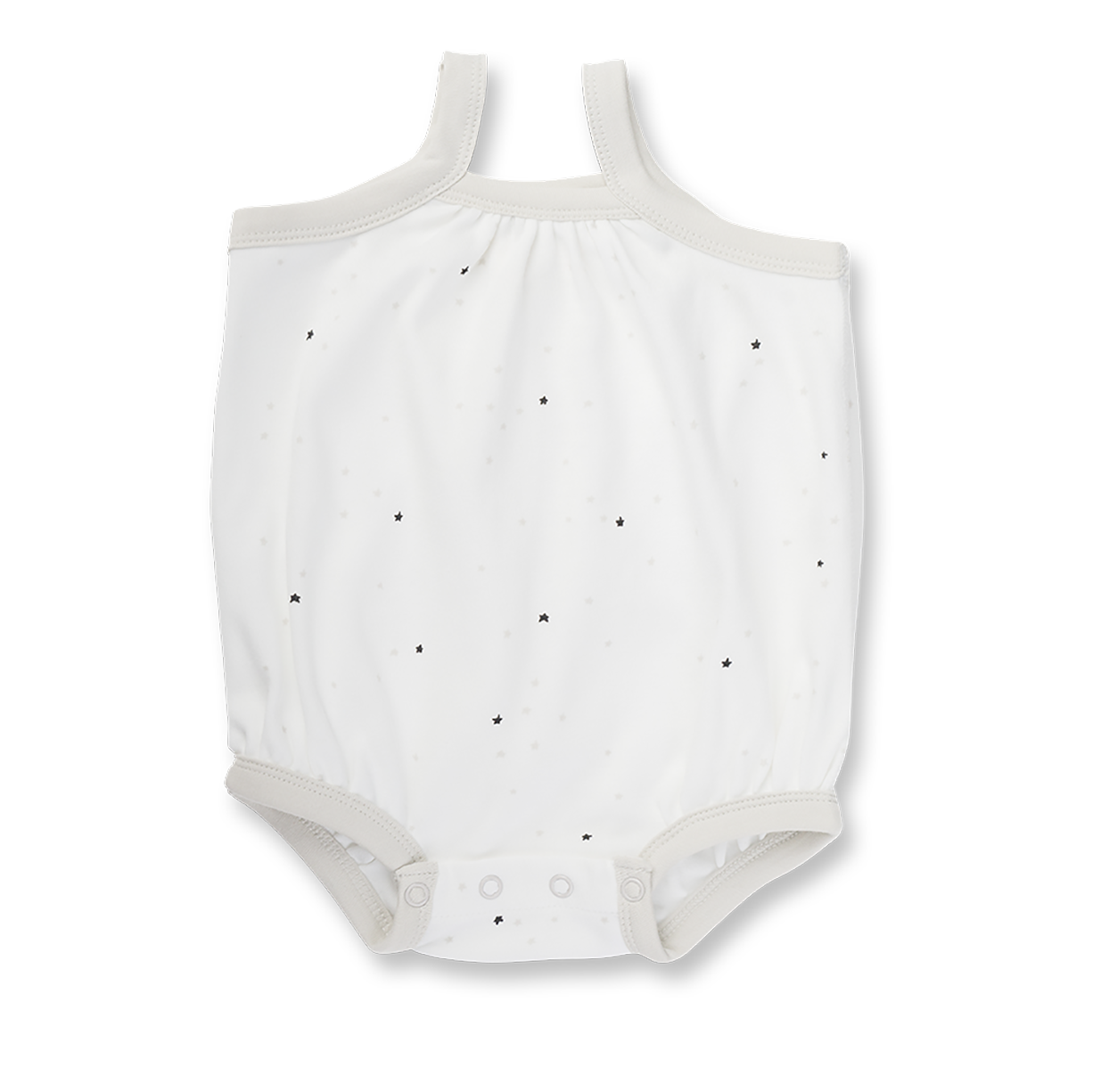 Twinkle Twinkle Bubble Suit - Sapling Organic Baby Clothes