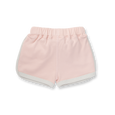 Blushing Rose Shorts - Sapling Organic Baby Clothes