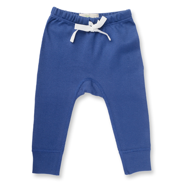 Jet Stream Blue Heart Pants - Sapling Child