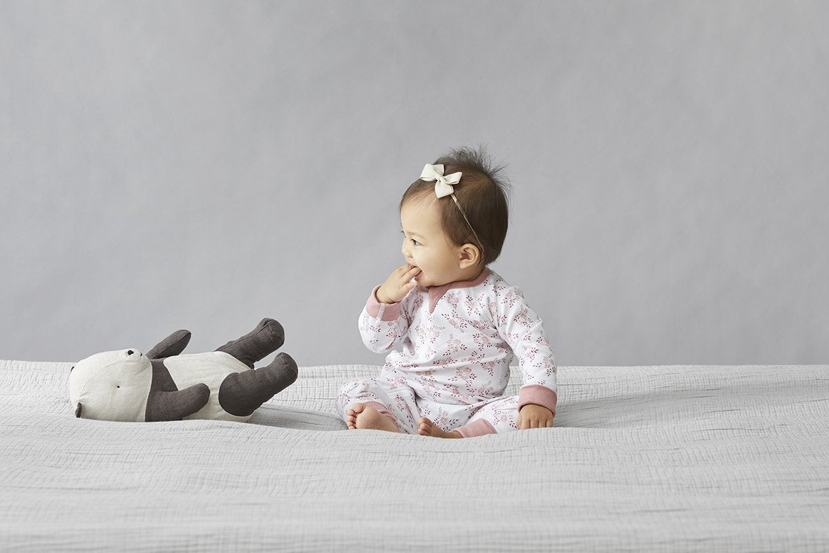 Bramble Zip Romper - Sapling Child Australia