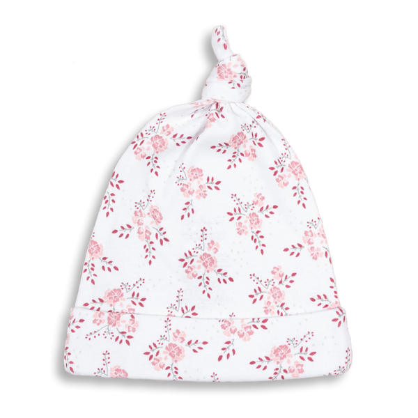 Bramble Knotted Hat - Sapling Organic Baby Clothes