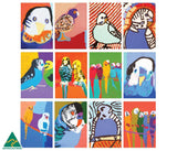 Bird Cards (Set of 12)