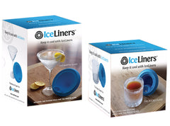 IceLiners are now available for retail sales opportunity.