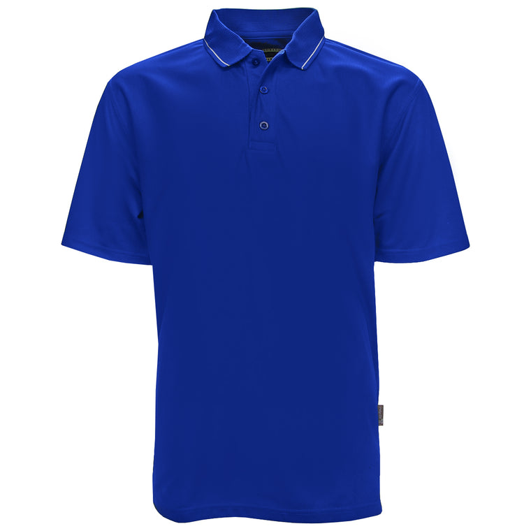 Colorado Timberline Solid Polo Golf Shirt