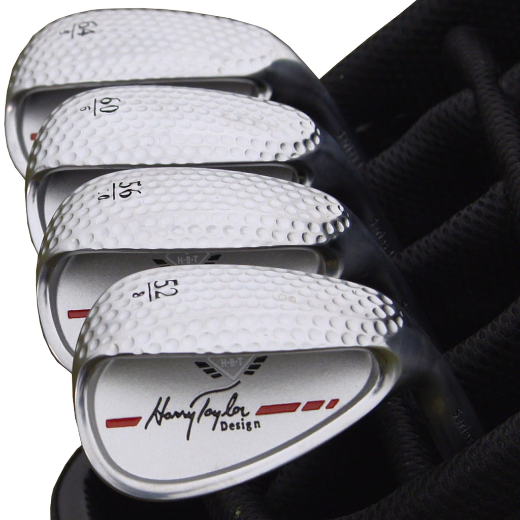 Harry Taylor Series 405 Dimpled Wide Sole Wedge