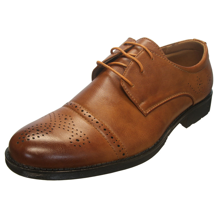 O & H Wingtip Dress Shoes