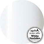 Ageha White Gradation Gel