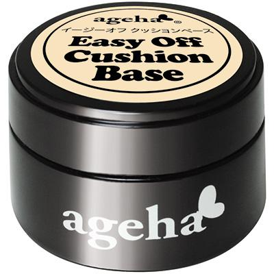 ageha Base Gel Easy Off Cusion Base [7.5g] [Jar]