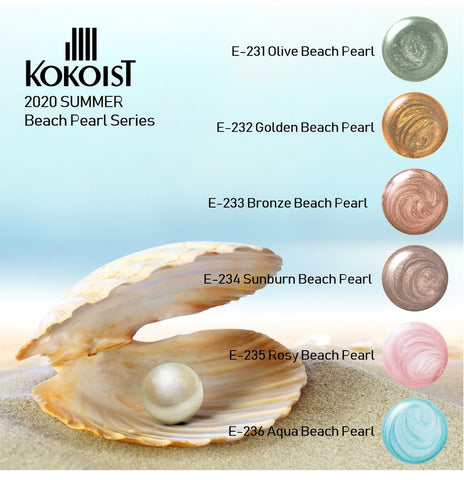 E-233 Golden Beach Pearl