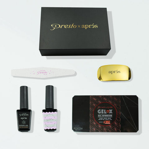 Presto x Apres GEL-X NAIL EXTENSION KIT