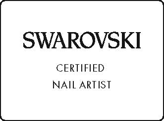 Swarovski Certified Nail Artist Workshop @ Your Place