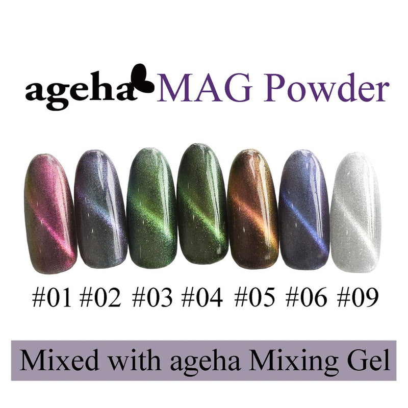 ageha Mag Powder #5