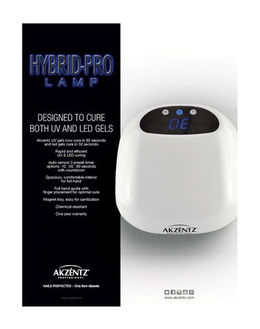 Hybrid-Pro LED Full Hand Lamp