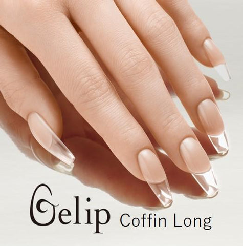 GELIP Coffin Long 300pcs
