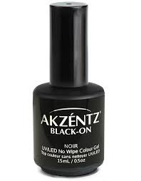 Black On Nonwipe for Chrome 15ml Full Size