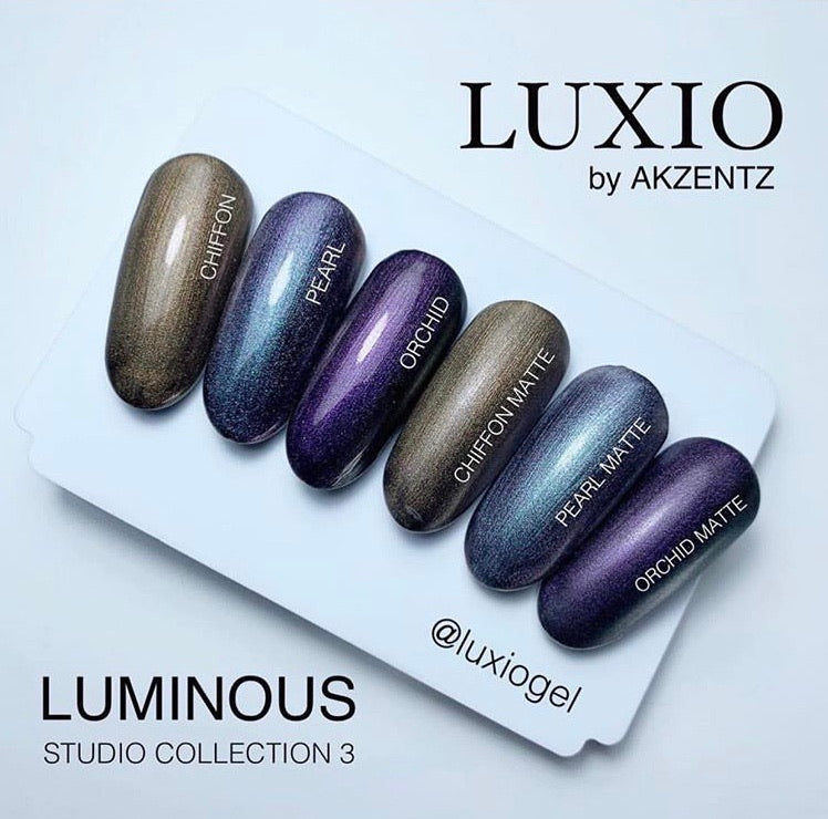 LUXIO STUDIO Nº3 Collection 15m Full Size x 3 Colors
