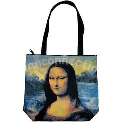MONA LISA La Joconde New Leonardo Da Vinci Art Bag Sling Purse Tote S or L PN