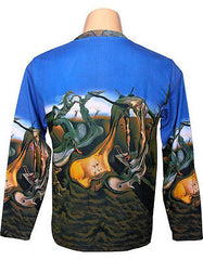 DADDY LONGLEGS EVENING HOPE Salvador Dali Art Print T Shirt Mens LONG SLEEVE M L XL