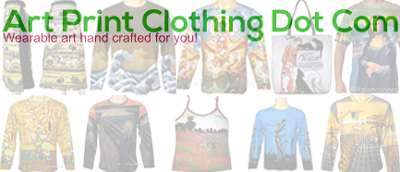 Art Print Clothing Dot Com