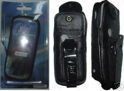 1 X Nokia 6233 6500C Premium exclusive Leather case with belt clip OZtel brand - HappyGreenStore