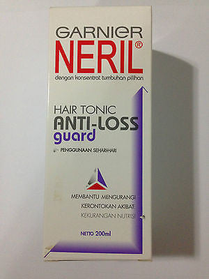 Neril Hair Tonic Anti Loss Guard Tonic - Treat Hair Loss, Fortifying Hair Roots - HappyGreenStore
