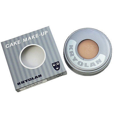 KRYOLAN CAKE MAKE UP - For professional make up artist/stage actress - HappyGreenStore