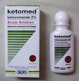 Zoralin/Fungasol/Ketomed Scalp 2% Ketoconazole Treat Fungi/Yeast/Anti Dandruff - HappyGreenStore