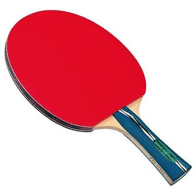 Butterfly Wakaba 60 FL Shakehand Table Tennis Racket Paddle Bat w/ Addoy Rubbers - HappyGreenStore