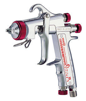 Meiji Finer II-G14 Spray Gun -For Water Based Paint - FinerII G-14 Made in Japan - HappyGreenStore
