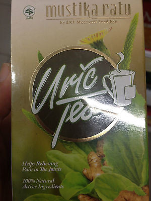 Healthy Tea Uric/Soursop Tea/Ant Nest/Hypertension/Habbatussaudah/Rheumatic GOOD - HappyGreenStore