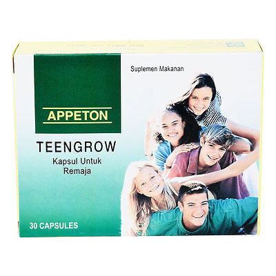 Appeton Multivitamin Teengrow -Increase Immune and Teen's Body Height to the max - HappyGreenStore