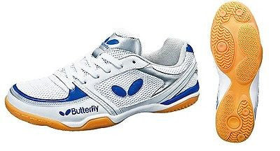 Butterfly Radial Try Shoes -Blue Color FOR Table Tennis Match/Practice Ping Pong - HappyGreenStore