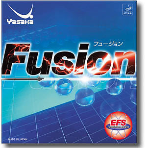 Yasaka Fusion Rubber table tennis ping pong blade - HappyGreenStore