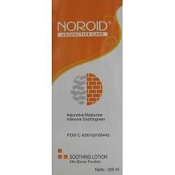 Noroid Soothing Lotion Skin Moisturizer/Derma Baby Rash Cream for Redness/itch - HappyGreenStore