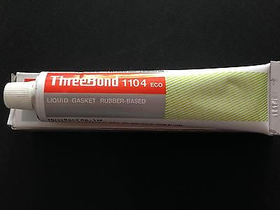 ThreeBond 1104 Three Bond 50gr Liquid Gasket Maker Cement Sealer Yamabond Ducati - HappyGreenStore