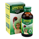 Appeton Multivitamin Lysine Tablet/Syrup increase appetite, promote tall growth - HappyGreenStore
