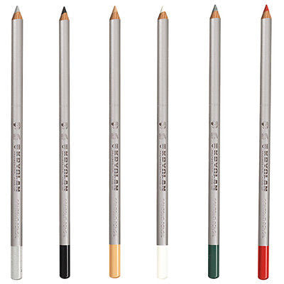 KRYOLAN CONTOUR PENCIL - For Durable and Intense Eye/Lips Contouring Colors - HappyGreenStore