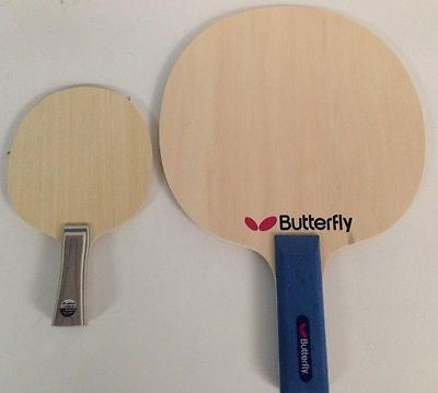 Butterfly Maxi Blade - Big Sign Racket FOR collecting signatures - Table Tennis - HappyGreenStore