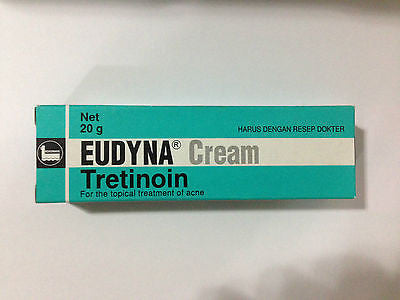 Eudyna RETINOL RETIN-OL Cream 0.1 Vitamin A FOR Anti Ageing/Acne/Wrinkle 20 gr - HappyGreenStore