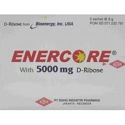 Multi-vitamin and mineral - Enercore D-Ribose/Aviter/Provital Potent supplements - HappyGreenStore