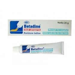 Betadine Gargle/Skin Cream/Betadine Vaginal Douche For Bacterial/Fungi Infection - HappyGreenStore