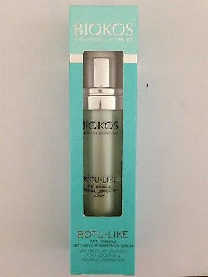 Biokos Botu Like Botox Alternative Day Cream/ Night Cream/Intensive Serum - HappyGreenStore