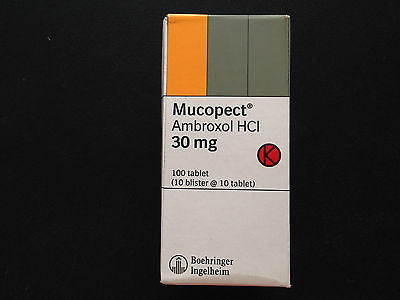 Astherin/Mucopect Elixir FOR Phlegm/Mucus/Sputum Excretion in Cough/Emphysema - HappyGreenStore
