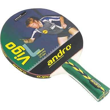 Andro CH.SUB Vigo or CH.SUB Advance Table Tennis Racket Ping Pong Bat Racquet - HappyGreenStore