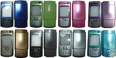 1X Bright cover Nokia N70 faceplate + KEYPAD -NEW!!! - HappyGreenStore