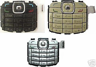 1 X Nokia N70 Original look  Keypad-       Choose color - HappyGreenStore