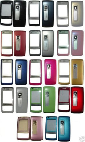 1X Nokia 6280 COVER housing faceplate fascias + keypad - HappyGreenStore