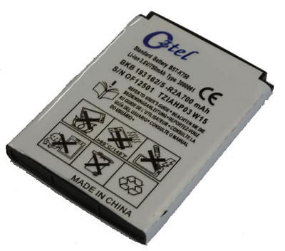 1X Sony Ericsson battery K750 W800i T68i K600 T600 T630 - HappyGreenStore