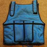 Weighted Vest 8.5 kg Stamina Adjustable Metal Weight - HappyGreenStore