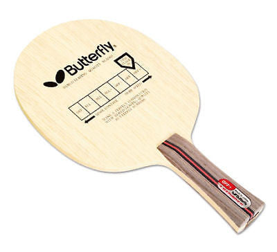 Butterfly A.Mazunov Andrej Blade Table tennis Ping pong no rubber racket racquet - HappyGreenStore